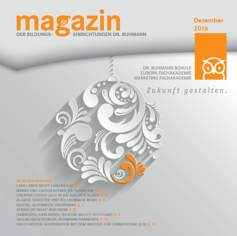 magazin Dezember