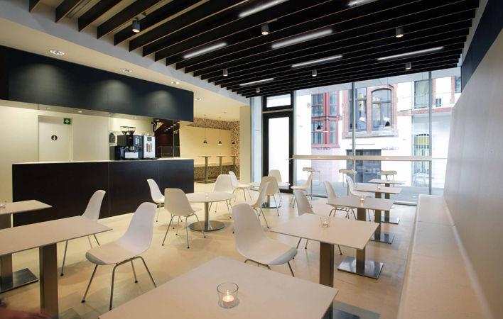 Café/Bar des Akademiehauses der Dr. Buhmann Schule & Akademie in Hannover