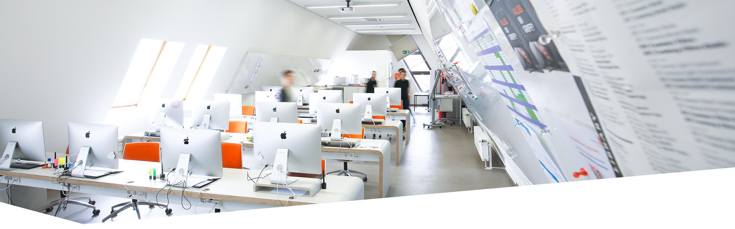 Mac-Raum der Dr. Buhmann Schule und Akademie