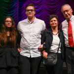 Feierliche Absolventenverabschiedung von Studierenden der Dr. Buhmann Akademie und den Berufsfachschülern