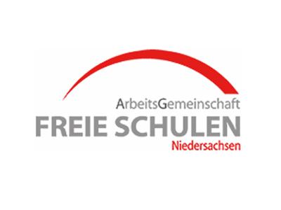 Logo der Arbeitsgemeinschaft Freie Schuen Niedersachsen