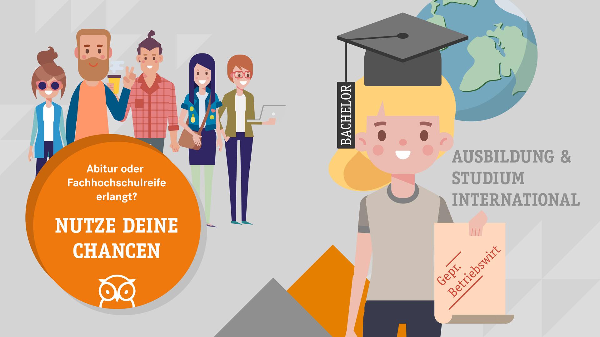 Vorschaubild des Videos zur Dr. Buhmann Akademie für Ausbildung und Studium international