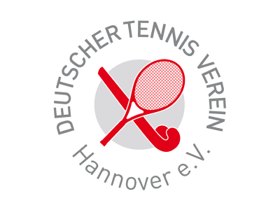 Logo des Deutschen Tennisvereins Hannover DTV