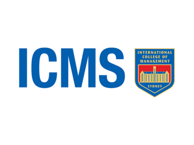Logo des ICMS International College of Management
