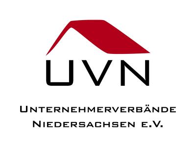 Logo des UVN Unternehmerverbände Niedersachsen e. V.