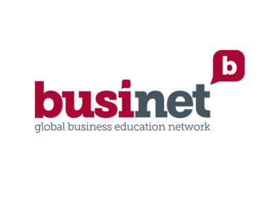 Logo von businet Global Business Education Network
