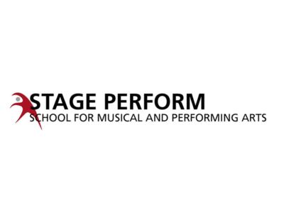 Logo der Stage Perform School for Musical and Performing Arts