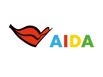 Logo der AIDA