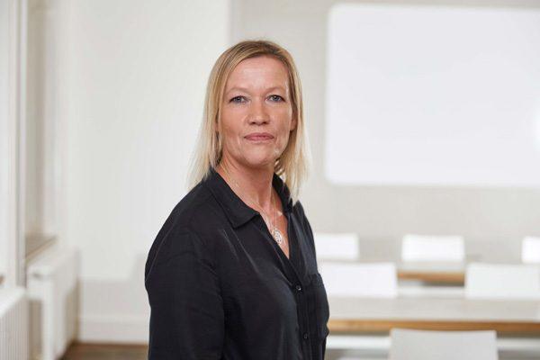 Porträtaufnahme von Petra Walldorf